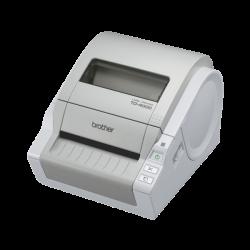Brother TD-4000 300dpi, 69 címke/perc USB P-Touch Editor szürke címkenyomtató