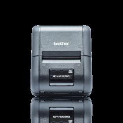 Brother RJ-2030, direkt thermal, 203dpi, Bluetooth/USB, fekete mobil nyomtató