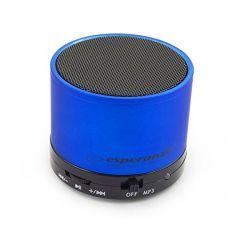 Esperanza EP115B RITMO FM Radio 3W microSD bluetooth kék hangszóró