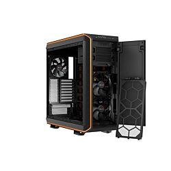 be quiet! Dark Base 900 orange ATX, M-ATX, mini-ITX, E-ATX, XL-ATX számítógép ház