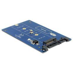 Delock SATA 22 Pin - M.2 NGFF adapter