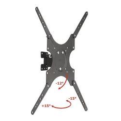 """ART AR-06XL 19-46"""" max. 35kg fekete fali TV konzol"""