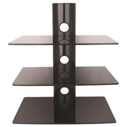 ARTD-51N max. 30kg 3-szintes TV / DVD lejátszó tartó polc