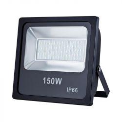 ART 150W, IP66, AC80-265V, 6500K fekete kültéri LED lámpa