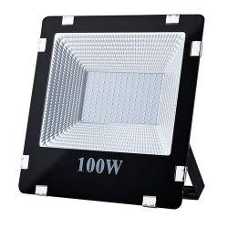 ART LED 100W,SMD,IP66, AC80-265V, 6500K-CW fekete kültéri lámpa