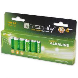 Techly High Power Stylus  1.5V AA IBT-KAL-LR06-B12T (12 db) alkalikus elem