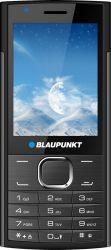 """Blaupunkt FL 01 2.8"""" 32 MB Single SIM 2G fekete-szürke hagyományos mobiltelefon"""
