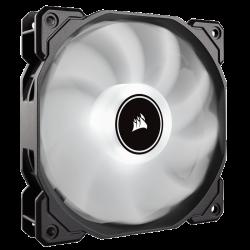 Corsair CO-9050085-WW AF140 LED 140mm fekete-fehér rendszerhűtő