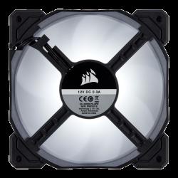 Corsair CO-9050079-WW AF120 LED 120mm fekete-fehér rendszerhűtő