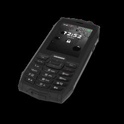 "myPhone Hammer 4 64 MB 2.8"" Single Sim IP68 2G fekete mobiltelefon"