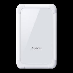 Apacer AC532 2.5'' 1TB USB 3.1, fehér külső merevlemez