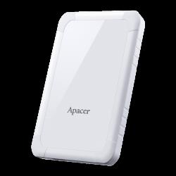 Apacer AC532 2.5'' 2TB USB 3.1, fehér külső merevlemez