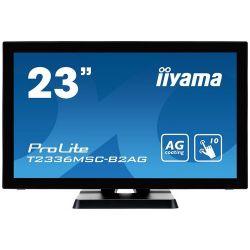 "Iiyama T2336MSC-B2AG 23"", IPS, Full HD, VGA, DVI-D, HDMI, USB monitor"