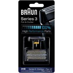 Braun 31B Contur Flex Series 3 borotva penge