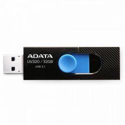 ADATA UV320 32GB USB 3.1 fekete / kék pendrive