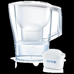 Brita Aluna XL MX Plus fehér vízszűrő kancsó