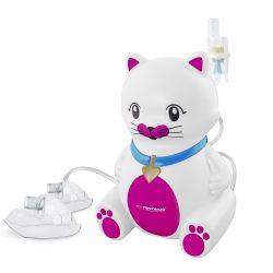 Esperanza ECN003 Hello Kitty fehér/rózsaszín inhalálókészülék