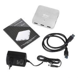 iTec USB 3.0 Metal Charging 7 portos USB Hub