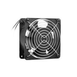 Lanberg 230V 19'' fali szekrényekhez fekete ventilátor