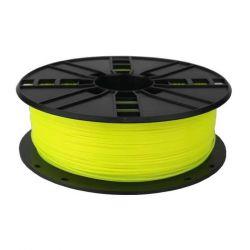 Gembird PLA / Fluoreszkáló sárga / 1,75mm / 1kg filament