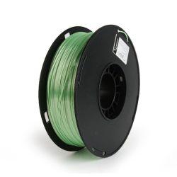 Gembird POLYMER Silk / Zöld / 1,75mm / 1kg filament
