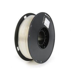 Gembird POLYMER Silk / Fehér / 1,75mm / 1kg filament