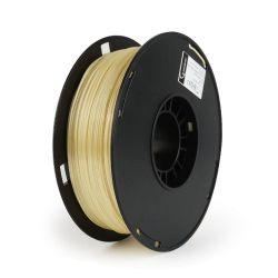 Gembird POLYMER Silk / Sárga / 1,75mm / 1kg filament