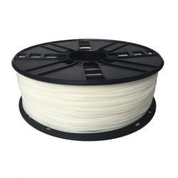 Gembird TPE FLEXIBLE / Fehér / 1,75mm / 1kg filament