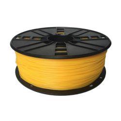 Filament Gembird TPE FLEXIBLE Yellow | 1,75mm | 1kg