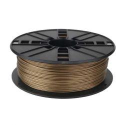 Gembird ABS / Arany / 1,75mm / 1kg filament