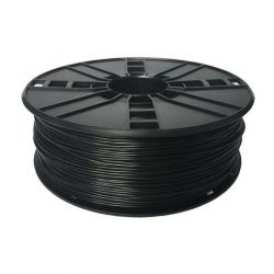 Gembird TPE FLEXIBLE / Fekete / 1,75mm / 1kg filament