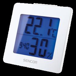 Sencor SWS 1500 W ébresztőórás időjáráskészülék