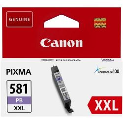 Canon CLI-581XXL Photo Blue tintapatron