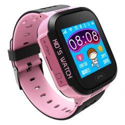Art Watch Phone Go SMART LOK-2000P GPS, 400 mAh pink okosóra