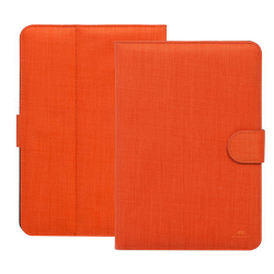 "RivaCase 3317 Biscayne 10.1"" narancssárga tablet tok"