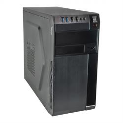 Chs BAR-0319_KÉSZLET1 Barracuda, Pentium G5400 3.7GHz fekete számítógép