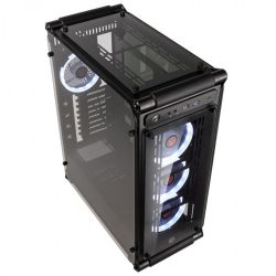 Raijintek Coeus EVO TC ATX Fekete Edzett Üveg Számítógépház