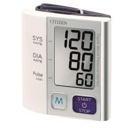 Citizen CH-657 fehér automata csuklós vérnyomásmérő