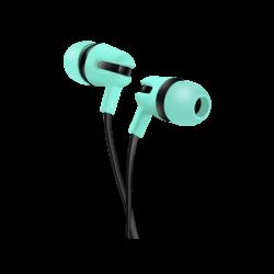 CANYON CNS-CEP4G 20Hz-20kHz, 32 Ohm, 3.5 mm zöld-fekete mikrofonos fülhallgató