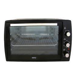 Camry CR 6017 3000 W, 63 L fekete elektromos sütő