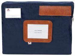 ALBA 42x5x32 cm kék postázó tasak