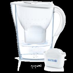 Brita Marella MX Plus fehér vízszűrő kancsó