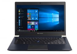 "Dynabook Portege X30-F-158 13.3"" Full HD, i5-8265U, 8GB, 256GB SSD Win10Pro kék notebook"