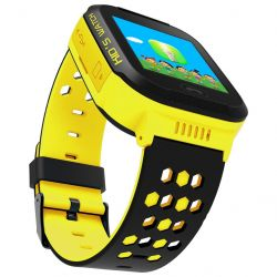 Art Watch Phone Go SMART LOK-2000Y GPS, 400 mAh sárga okosóra