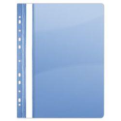 DONAU A4 lefűzhető PVC kék gyorsfűző