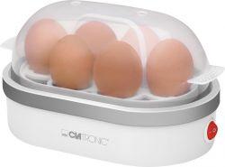 Clatronic HA-EGGBOIL-13 400 W, max. 6 tojás fehér-szürke tojásfőző