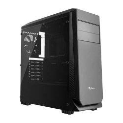 Natec Genesis Titan 550 PLUS, USB 3.0, fekete midi számítógép ház