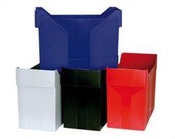 DONAU műanyag szürke függőmappa tároló