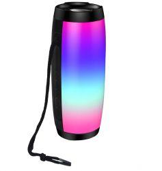 Vakoss SP-B2862 Illuminated Bluetooth fekete hordozható hangszóró