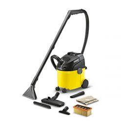 Kärcher SE 5.100 1400 / 40 W, 4 l fekete-sárga szőnyeg és kárpittisztító